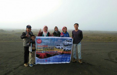 Paket Wisata Malang ke Bromo
