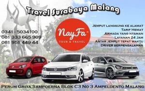 Layanan Travel Surabaya Malang
