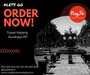 Layanan Travel Malang Surabaya PP