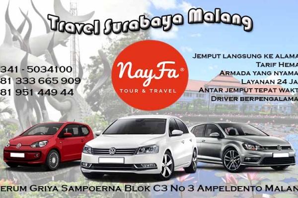 Travel Surabaya malang termurah